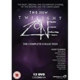 The New Twilight Zone: Complete 80's Box Set [DVD]